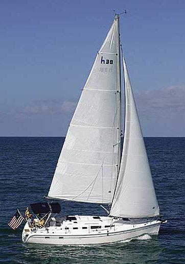 SailboatData.com - HUNTER 38 Sailboat | 362 x 515 jpeg 37kB