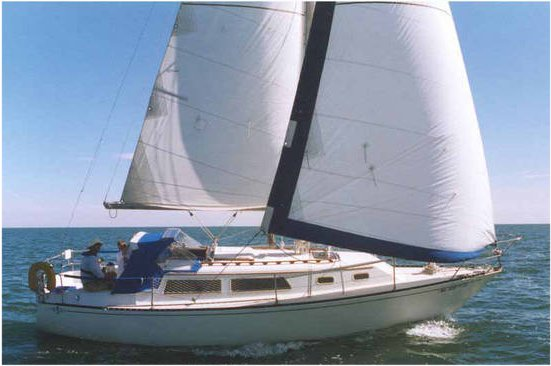 Islander 30 Bahama photo on sailboatdata.com