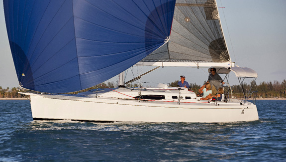 J/108 photo on sailboatdata.com