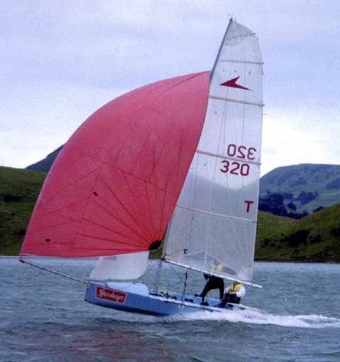 Javelin Skiff photo on sailboatdata.com
