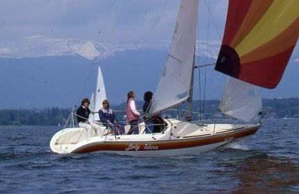 Fun 23 photo on sailboatdata.com