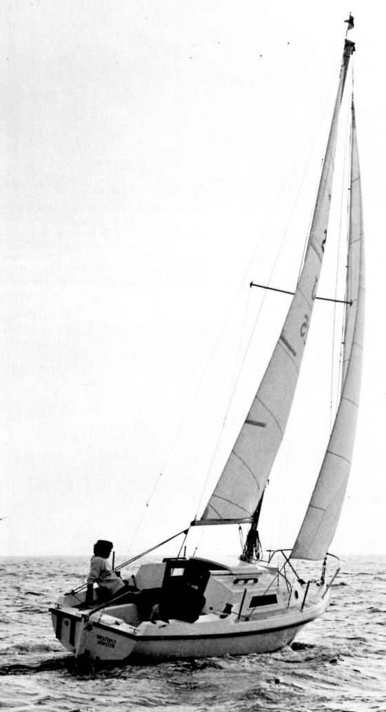 JOUSTER 21 (WESTERLY) photo