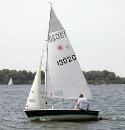 laser sailboat hull - photo #38