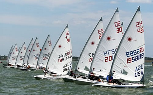 Laser International photo on sailboatdata.com