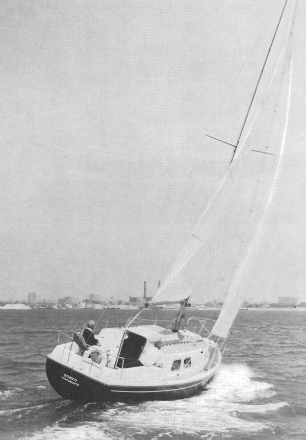 LONGBOW 31 (WESTERLY) photo