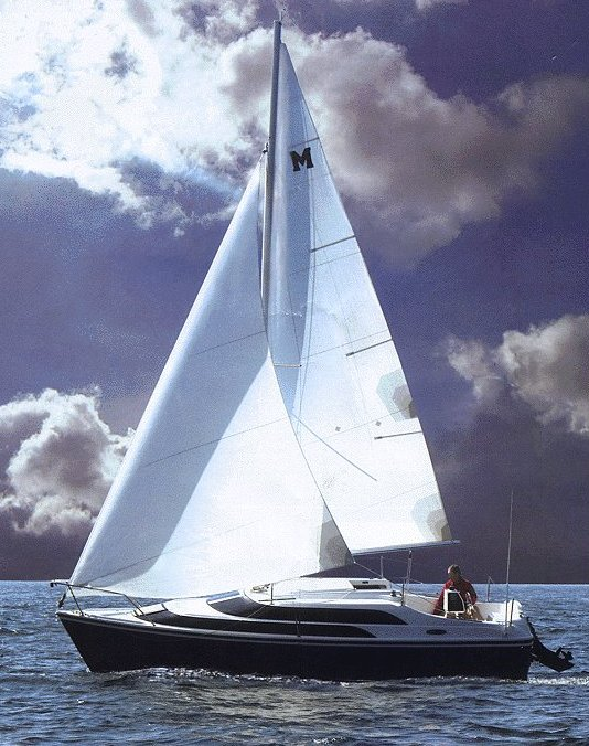 MACGREGOR 26M photo