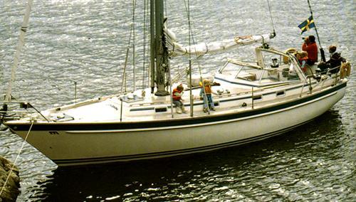Sailboatdata Com Malo 116 Sailboat