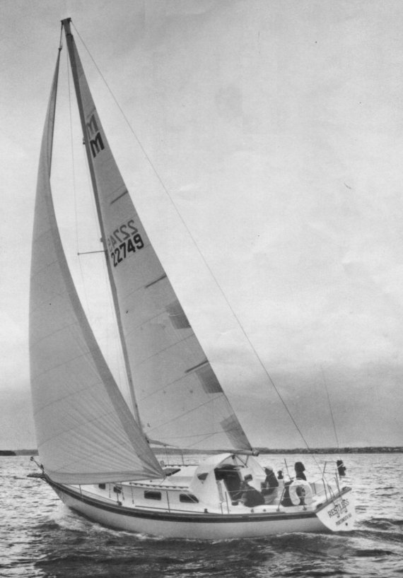 Mariner 36 (USA) photo on sailboatdata.com