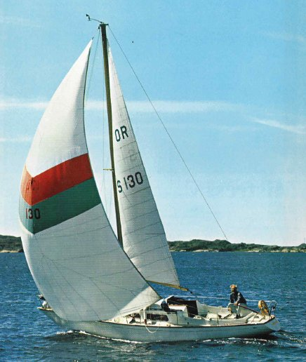 Mistress 32 (Hallberg-Rassy) photo on sailboatdata.com