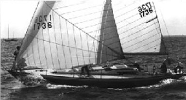 Morgan 45-1 photo on sailboatdata.com