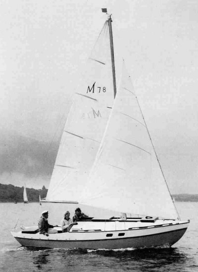 MYSTIC 21 (TUCKER) photo
