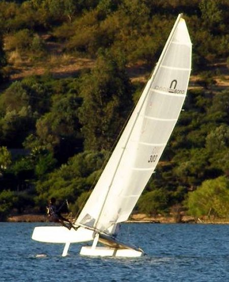 Nacra 6.0 photo on sailboatdata.com