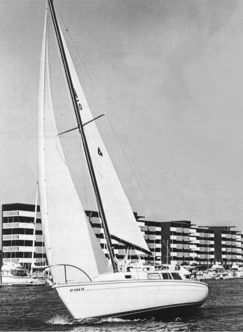 Newport 30 1 Sailboat Specifications And Details On