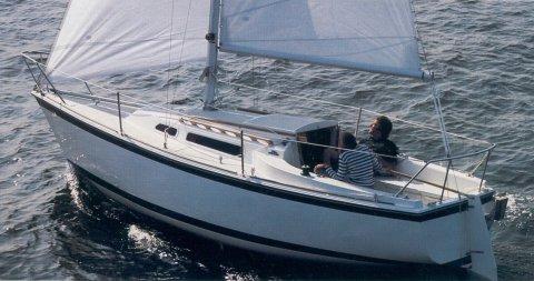SailboatData.com - O'DAY 23-2 Sailboat on