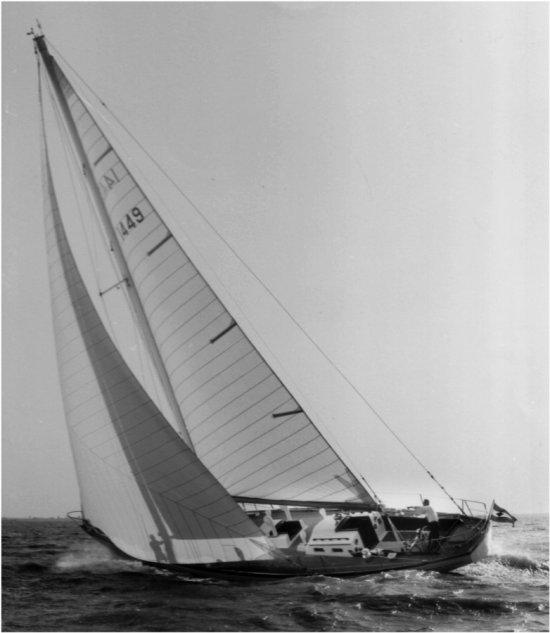 OCEAN RACER 52 (LE COMTE) photo