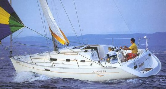 OCEANIS 311 (BENETEAU) photo