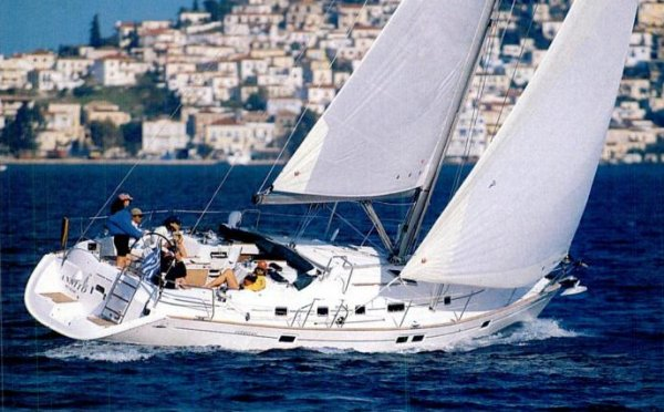 Oceanis 461 (Beneteau) photo on sailboatdata.com