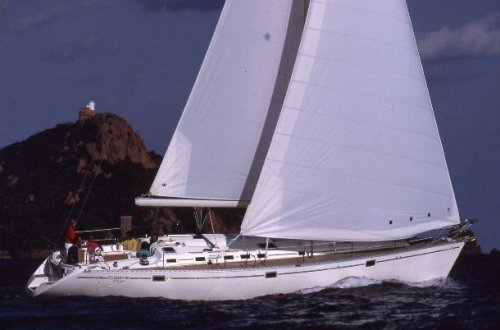 Oceanis 510 Clipper (Beneteau) photo on sailboatdata.com