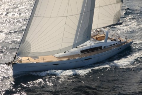 Oceanis 58 (Beneteau) photo on sailboatdata.com