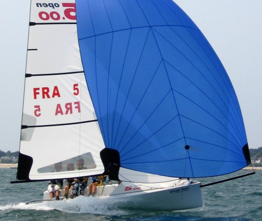 Open 5.00 photo on sailboatdata.com