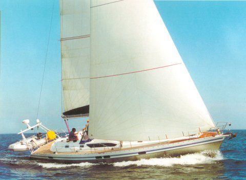 Ovni 455 cc photo on sailboatdata.com