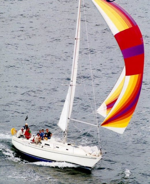 Pearson 36-2 photo on sailboatdata.com