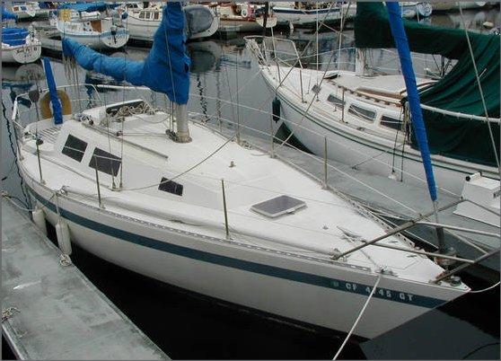 PETERSON 30 (CHITA) Sailboat