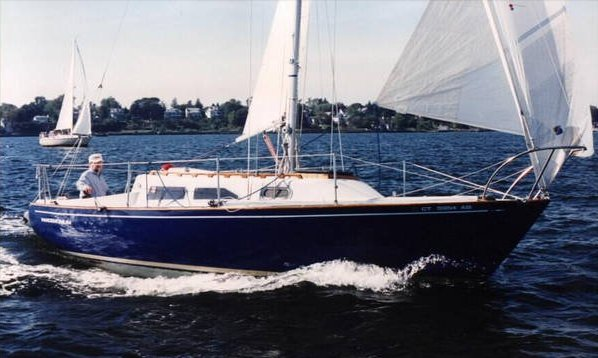 Ranger 26 photo on sailboatdata.com
