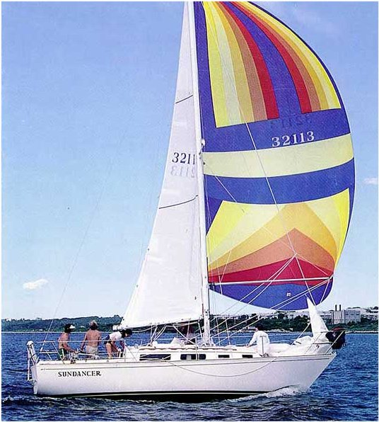 Sabre 28-2 photo on sailboatdata.com