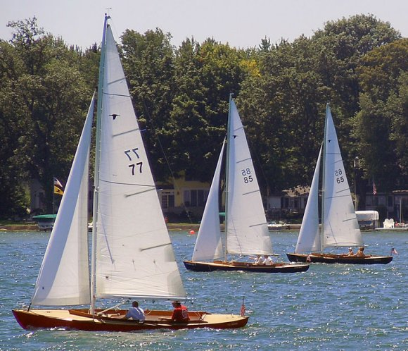 Sakonnet 23 photo on sailboatdata.com