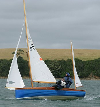 Salcombe Yawl photo on sailboatdata.com