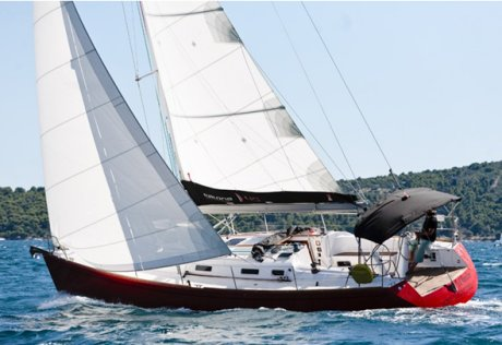Salona 45 photo on sailboatdata.com