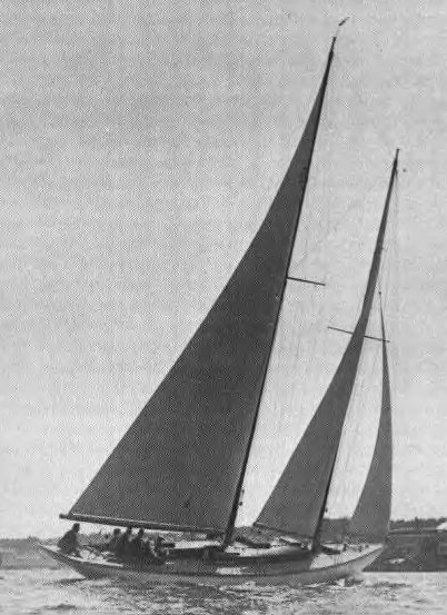 Seawanhaka Schooner photo on sailboatdata.com