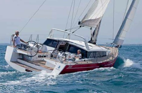 Sense 43 (Beneteau) photo on sailboatdata.com
