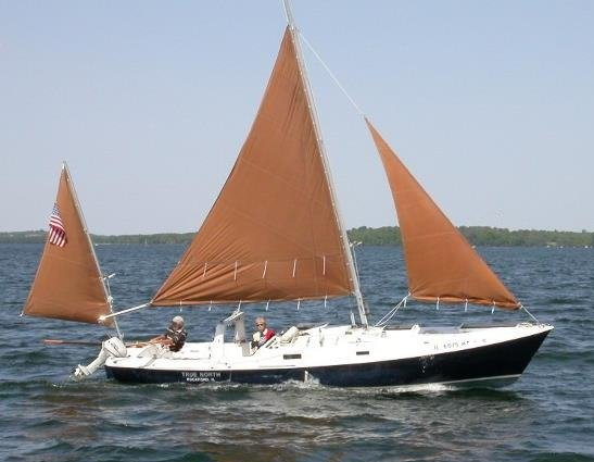 Shearwater Yawl photo on sailboatdata.com