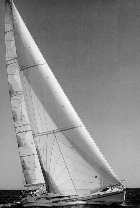 Sovereign 54 (Southwell) photo on sailboatdata.com