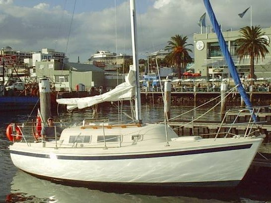 SPACESAILER 24 photo