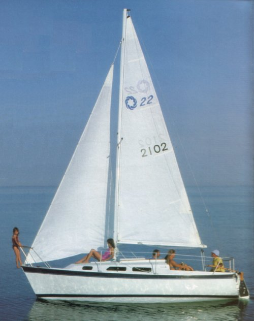 Starwind 22 Sailboat Specifications And Details On