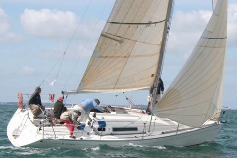 SUN FAST 32 (JEANNEAU) photo