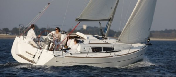 Sailboatdata Com Sun Odyssey 33i Jeanneau Sailboat