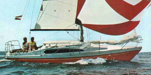 Sunbeam 25 photo on sailboatdata.com