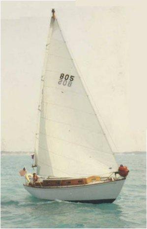 SOU'WESTER JR 30 (HINCKLEY) photo