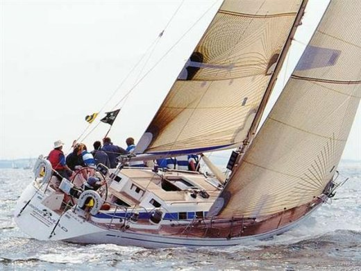 Swan 40 (Frers) photo on sailboatdata.com