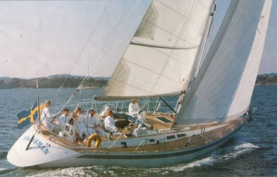 SWEDEN YACHTS 50 photo