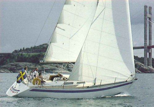 SWEDEN YACHTS 36 photo