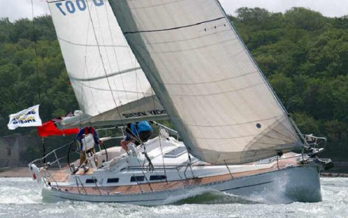 SWEDEN YACHTS 42 photo