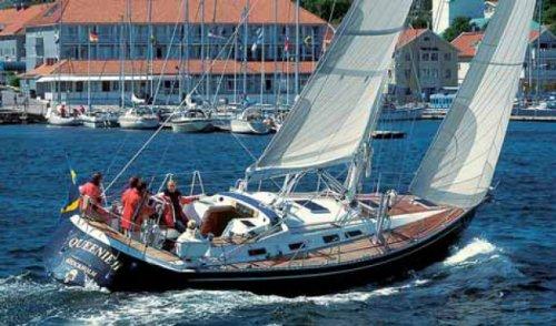 SailboatData  SWEDEN YACHTS 45 Sailboat