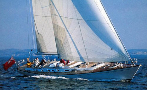 SWEDEN YACHTS 70 photo