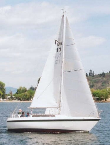 Tanzer 8.5 photo on sailboatdata.com