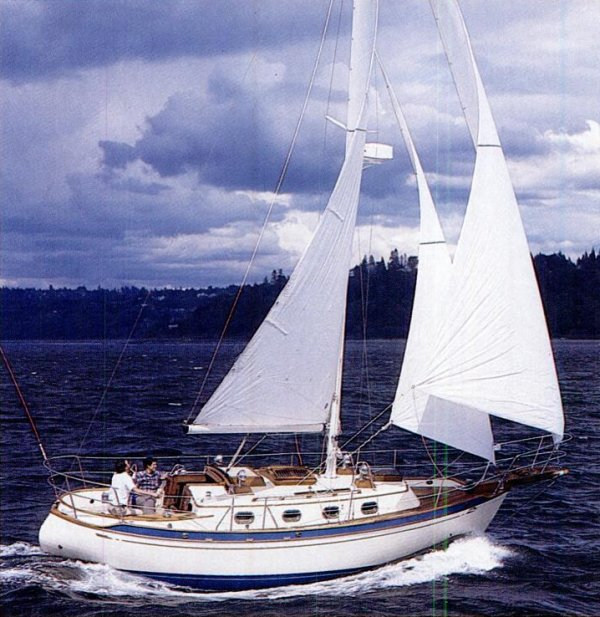 SailboatData  TASHIBA 31 Sailboat